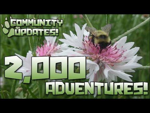2,000 Adventures Milestone!!