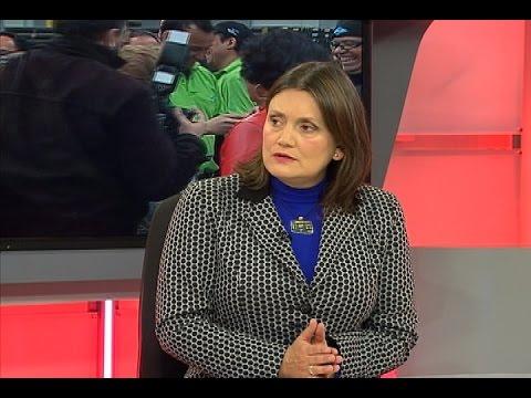 Laura Albornoz sobre dichos de Ricardo Lagos: