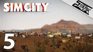 SimCity - 5.Rész (Folytatjuk a nagyművet) - Stark LIVE