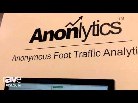 ISE 2016: IAdea Corporation Demonstrates Anonlytics Anonymous Foot Traffic Analytics Program