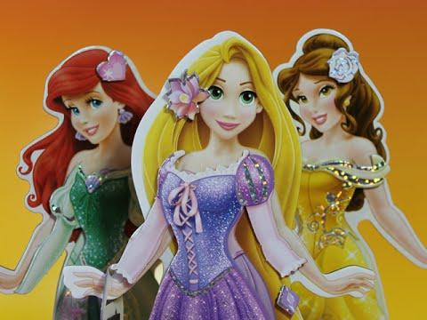 Disney Princess Dress-up