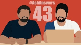 Red iPhone 7, Xiaomi Mi 6, Mi 5c Unboxing, Marketing Gimmicks, Importing Laptops... #AshAnswers 43