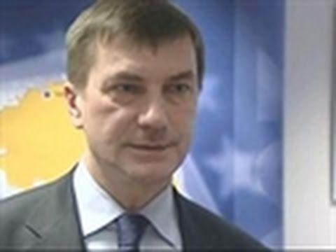 Estonia's Ansip Says Euro `Definitely Not In Crisis'