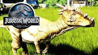 REY DRAGON NUEVO DINOSAURIO HERVIBORO DRACOREX JURASSIC WORLD EVOLUTION