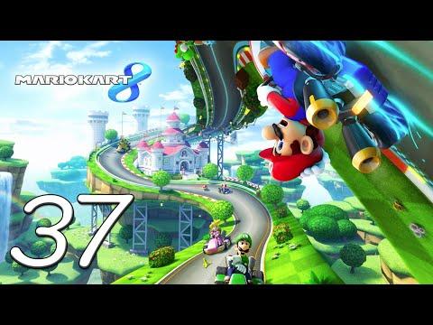 Mario Kart 8 Online Multiplayer - E37 - Pause's Flower