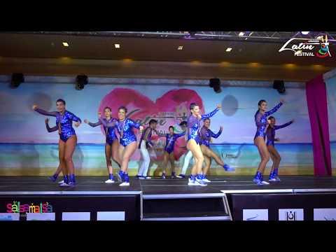 SAHAR DANCE SHOW  - LEBANON LATIN FESTIVAL 2018