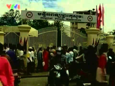 Toàn cảnh thảm họa ở Campuchia   Tin tức trong ngày   Tin video
