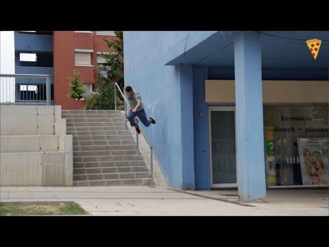 Pizza Skateboards - Prepare The Video - Week 1 (rough cut)
