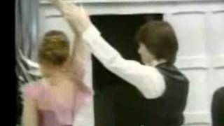 Dan and Emma have a beautiful dance