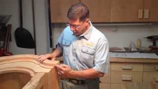 Making gaps in miter joints disappear