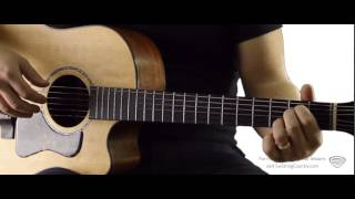 Intro to Basic Fingerstyle - Full Lesson