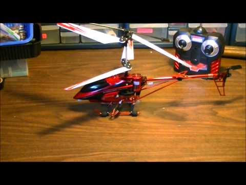 Auldey Exploiter Rc Helicopter Review