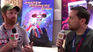 SDCC2016 - Transformers: The Movie - Interview With Shout! Factory's Brian Ward