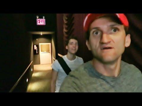 Trapped in a Movie Theatre