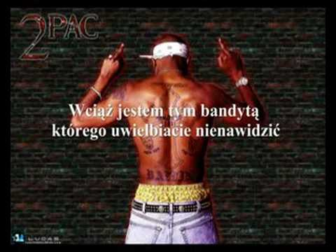 2Pac- Hitem Up PL napisy Music Videos