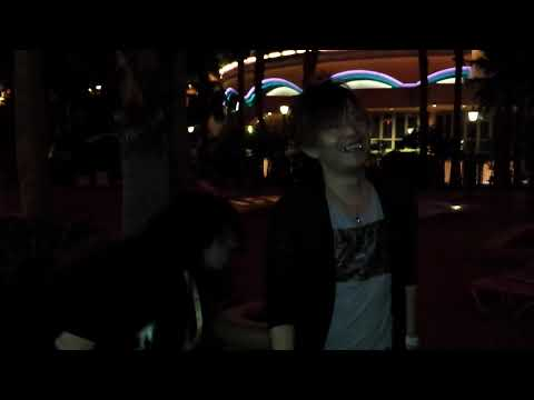 Doing the Manderville with Yoshi-P