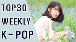 [KPOP30] 1st Week of October