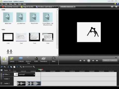 Descargar objetos para Pivot Stick Figure Animator[armas