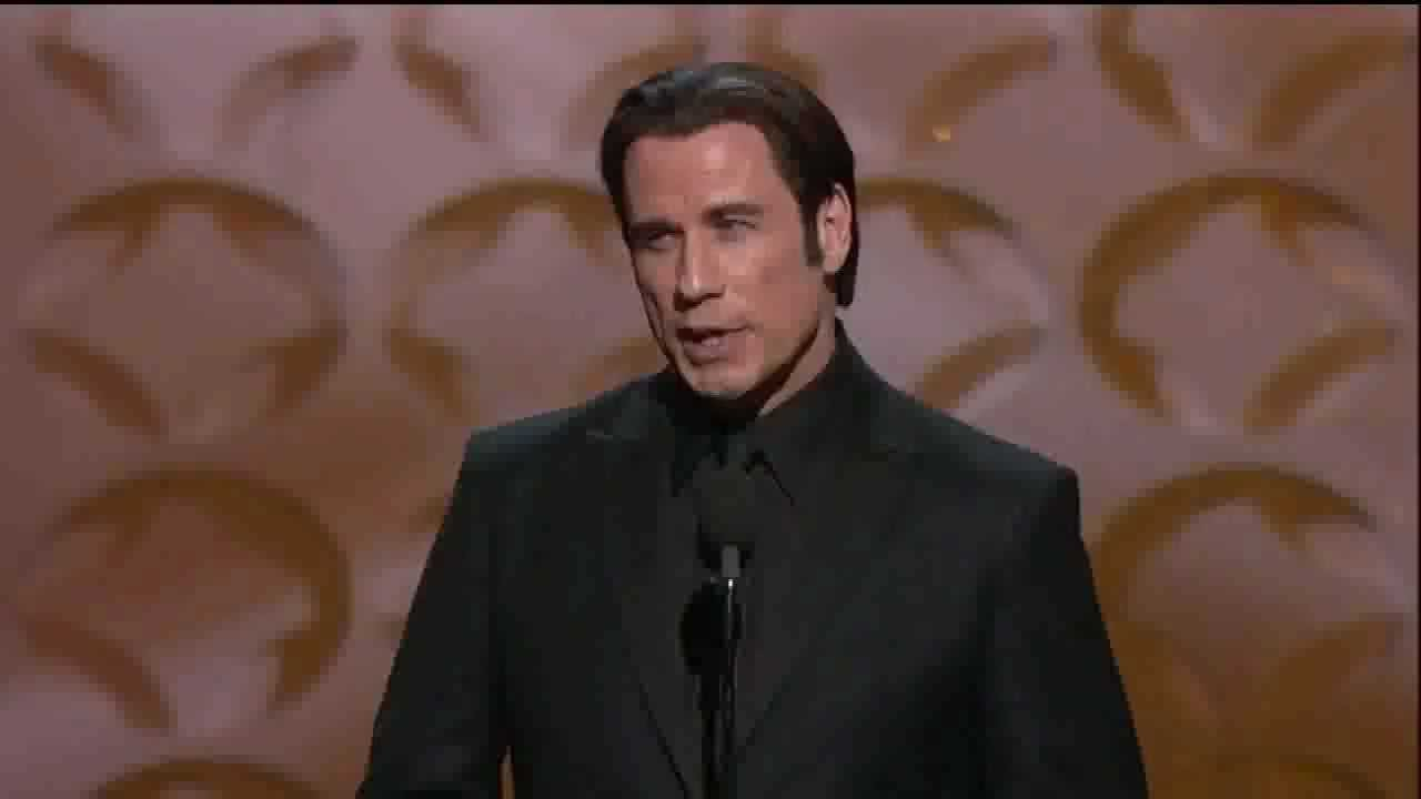 John Travolta - Les Misérables