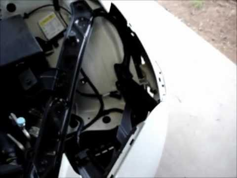Genesis Coupe Rear Bumper Removal Gen Coupe Front Bumper Removal