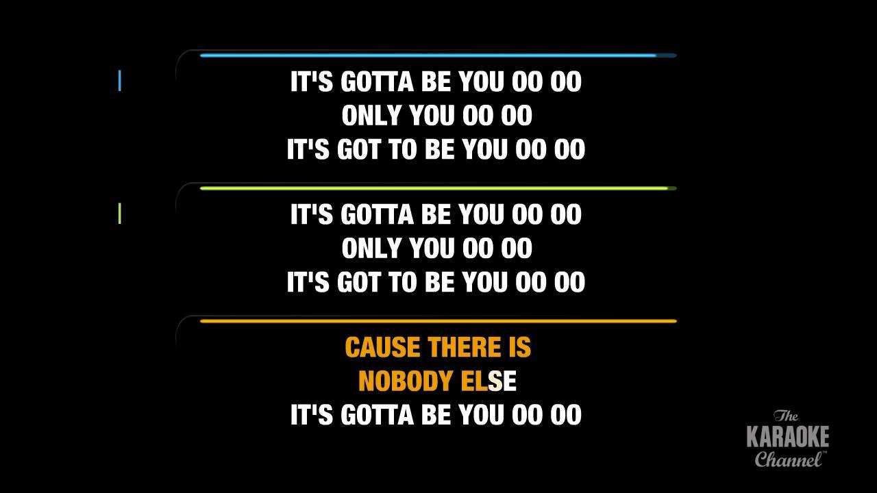 You gotta lick it lyrics