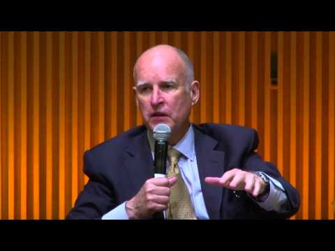 BAC OUTLOOK 2013:GOVERNOR JERRY BROWN