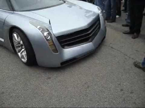 Jay Leno s Eco Jet Car Supercar Sunday