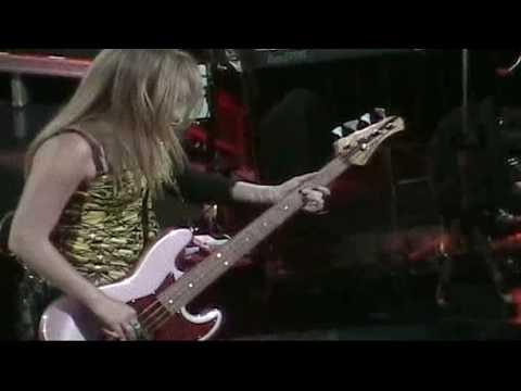 Dixie Chicks - Goodbye Earl (2003) Arrowhead Pond, Anaheim, Ca video