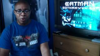 Batman Gotham Knight Movie Review (Happy 4th of July)