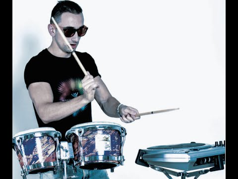 Dubai Percussionist Drummer | Live Drummer for Events