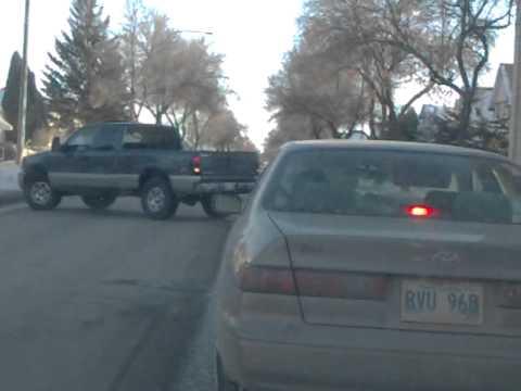 Winnipeg street fight