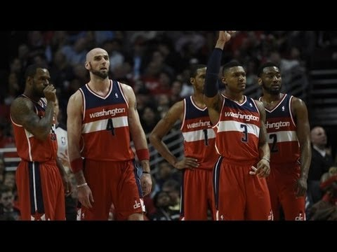 2014 NBA Eastern Conference Playoffs Highlights: Pacers vs Wizards, Heat vs Nets
