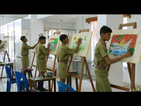 Sainik School Korukonda Golden Jubilee Documentary
