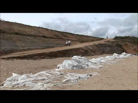 The campaign to stop the removal of Happisburgh steps - 10 September 2012