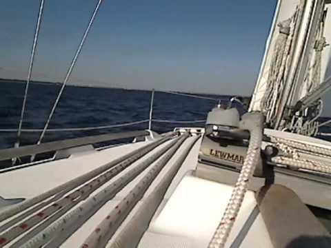 First 2011 Sail - St. Johns River Jacksonville
