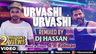 download lagu Urvashi Urvashi - Remix  Dj Hassan  A.r gratis