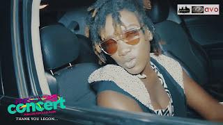 Ebony - Performance at Fresh 'A' Fair concert