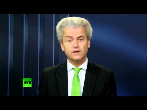 'Two steps back: Both EU and Russia should not meddle in Ukraine' - Geert Wilders to RT