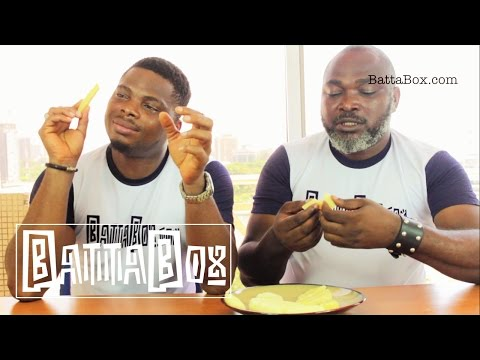 HILARIOUS: Nigerians Eat CHEESE For First Time