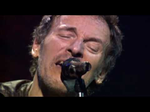 Bruce Springsteen - Into The Fire