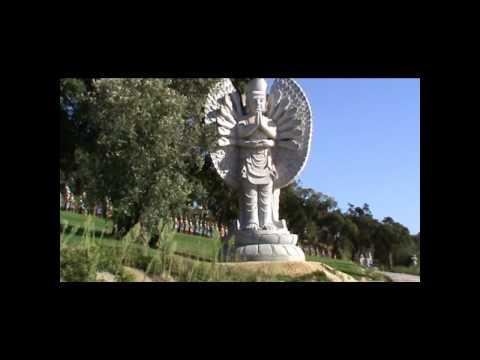 JARDIM DA PAZ * BUDDHA EDEN * Garden of Peace -  Quinta dos Loridos, Bombarral, Leiria Portugal