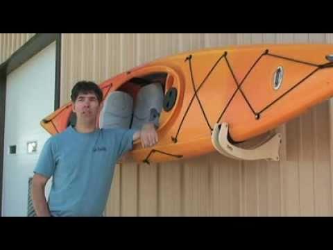 Talic Kayak Tilt kayak storage