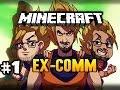 KAMIS LOOKOUT - Minecraft: Ex-Comm Dragon Ball Z Mod w/Nova, SSoHPKC & Slyfox Ep.1