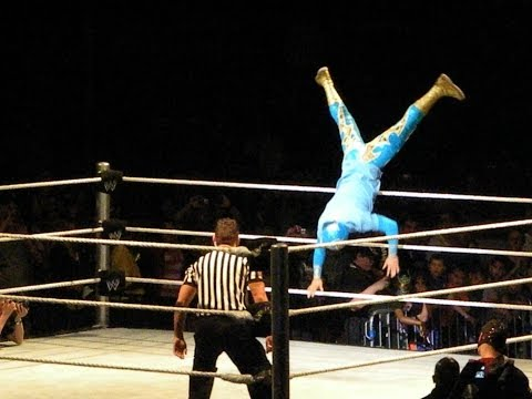 WWE 2K14 Sin Cara Full Gameplay Review With Signature