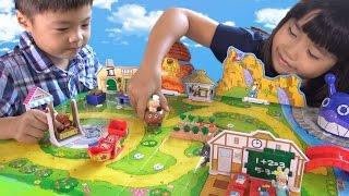 アンパンマン おもちゃ おっきなまち アンパンマンミュージアム 人形 Big town of Anpanman Toy