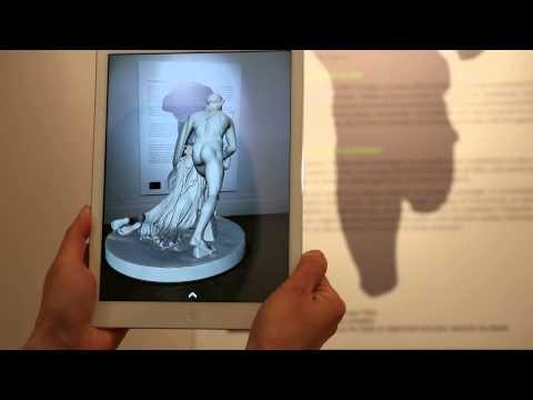 Augmented Reality Geneva Art & Museum History Museum Achille et Penthésilée Corps et Esprits