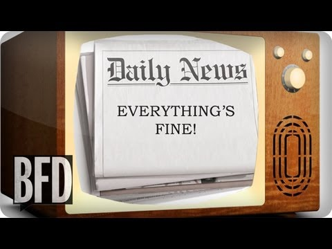 Liberal Media Bias: Fact or Fiction? | Brain Food Daily | TakePart TV