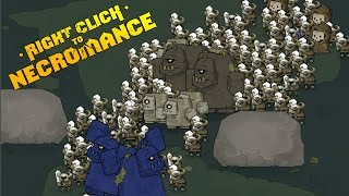 Biggest Army Ever! - Right Click to Necromance Gameplay