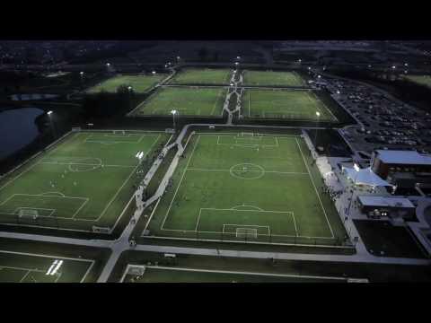 Overland Park Soccer Complex Video