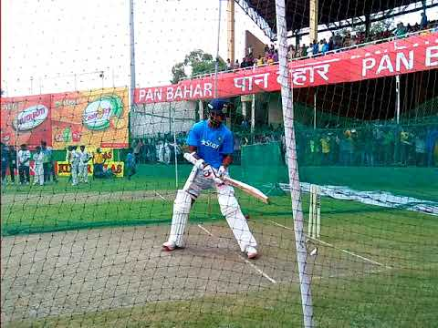 shikhar dhawan batting video